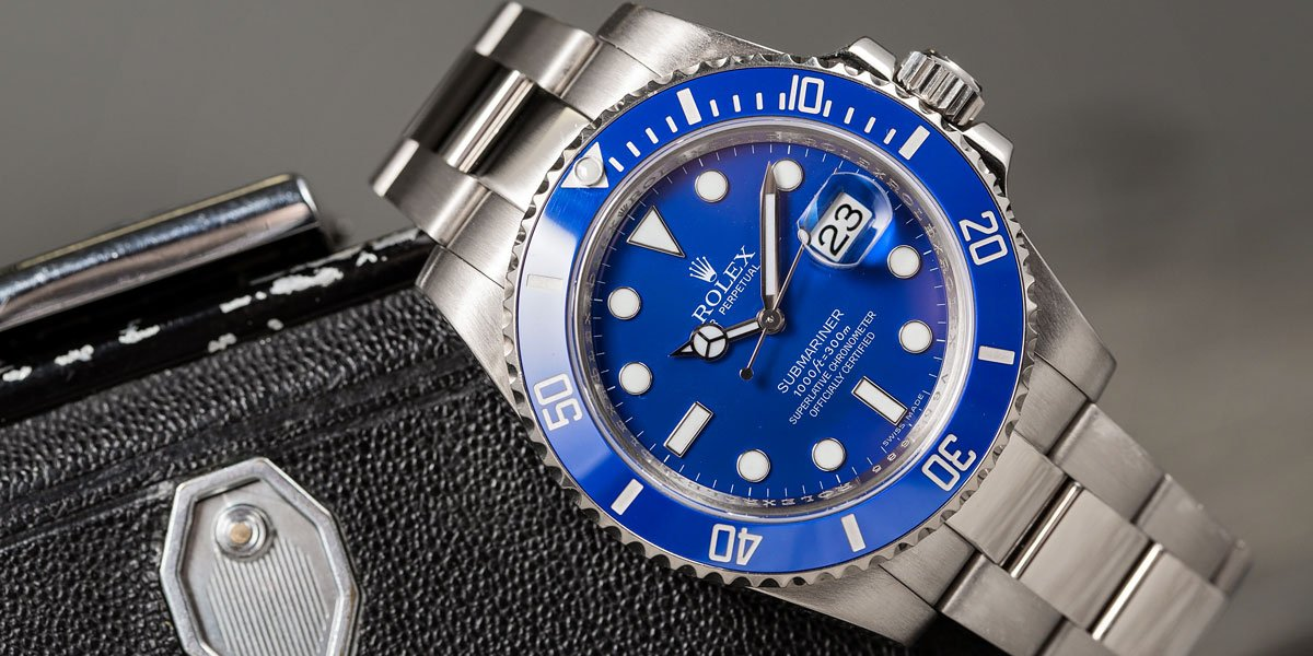 Rolex Watches Blue Dial Buying Guide