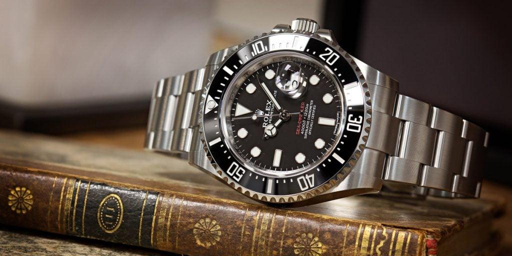 Rolex Sea-Dweller 126600