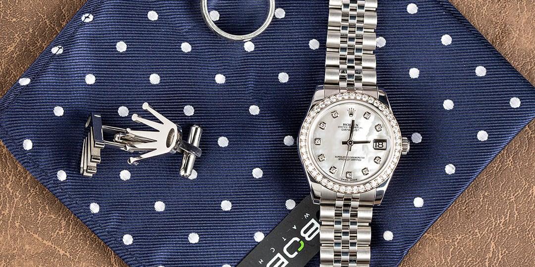 Diamond Ladies Rolex Watches