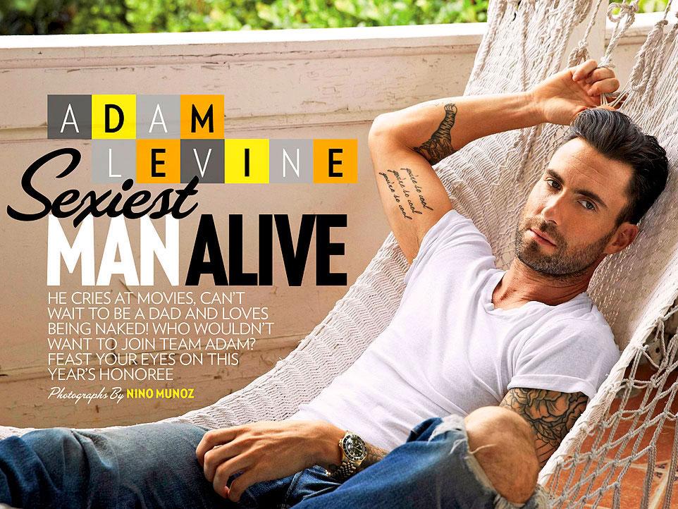 Adam Levine's Watches