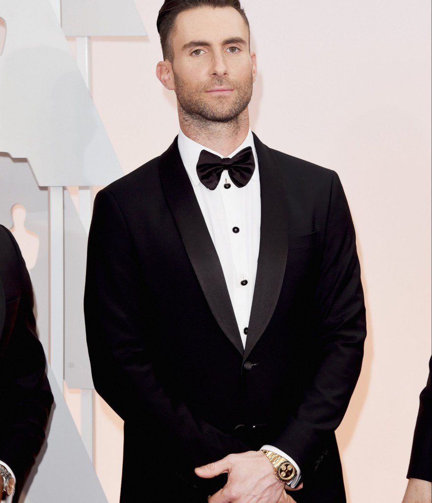Adam Levine's Watches
