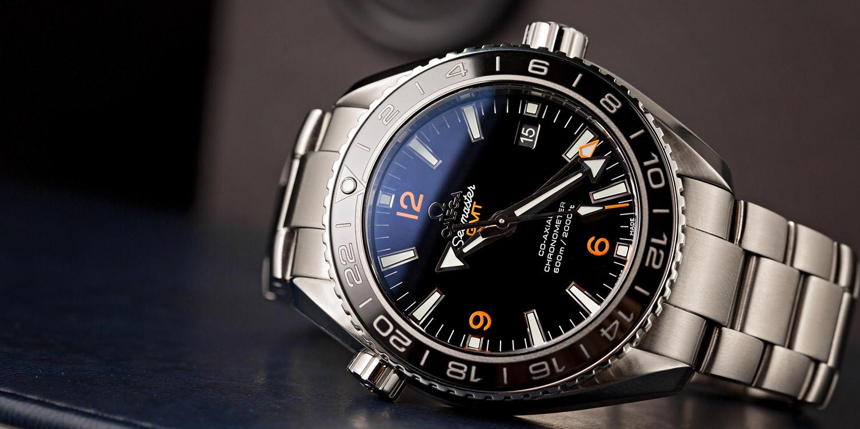 Seamaster Planet Ocean GMT