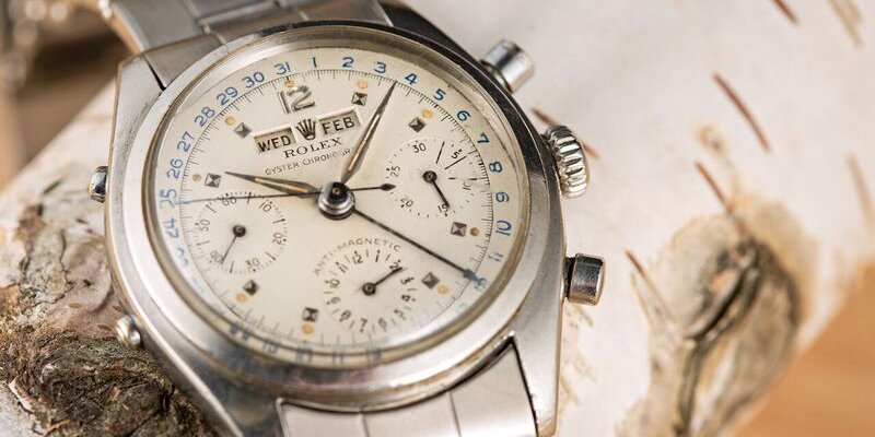 Rolex Oyster Dato-Compax 6236 Jean-Claude Killy
