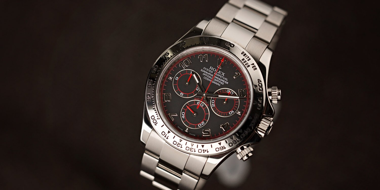 Used Rolex for Sale Red Flags and Buyers Tips Cosmograph Daytona White Gold