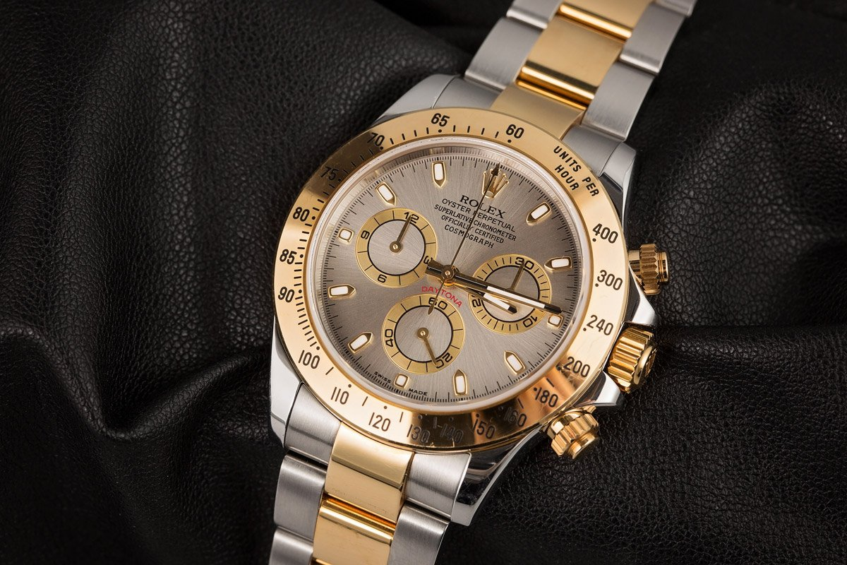 Rolex Daytona Caliber Guide Zenith vs In-House 4030 4130