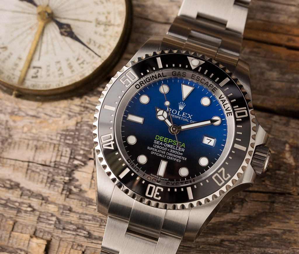 The Rolex Deep Sea is the dive watch of all dive watches