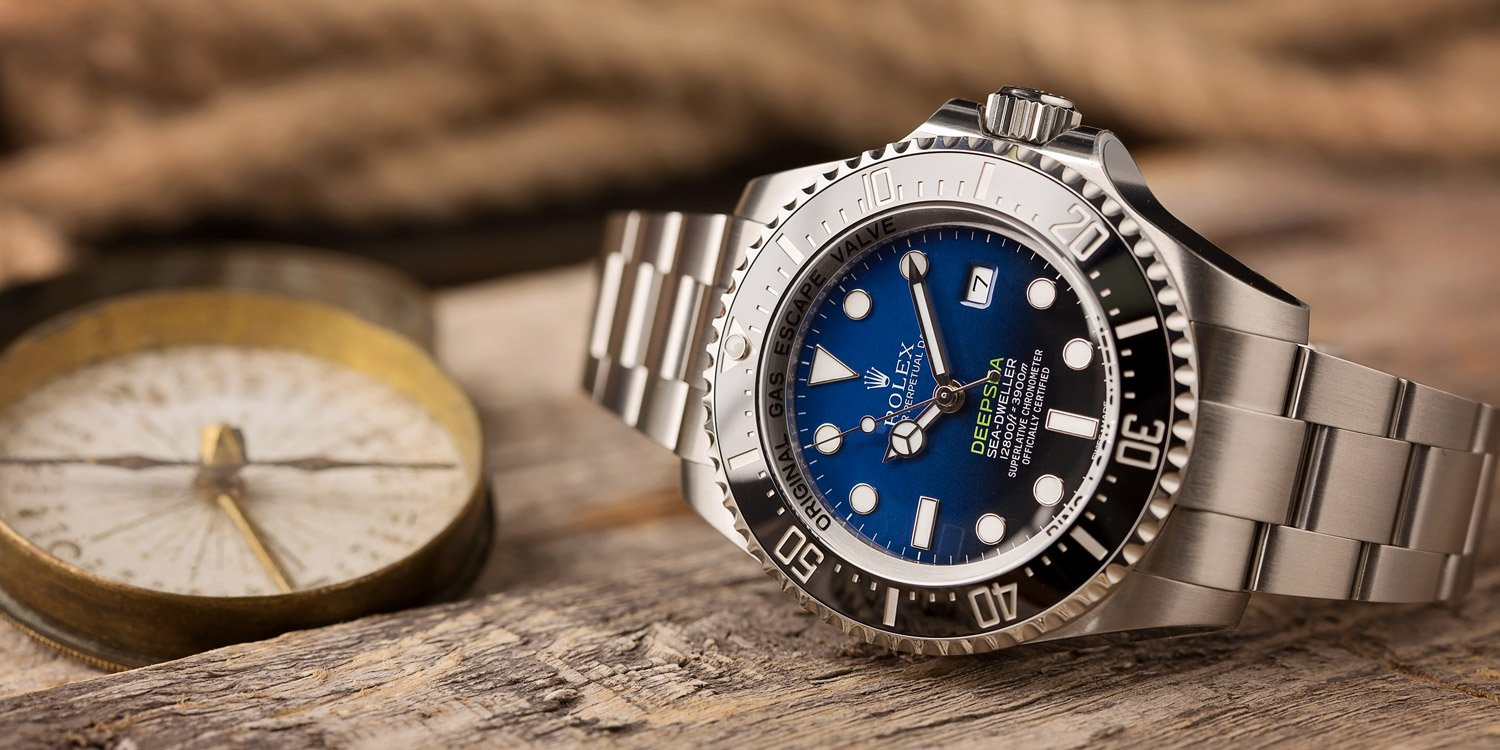 No Baselworld Will there still be new Rolex watches James Cameron Deepsea Sea-Dweller D-Blue