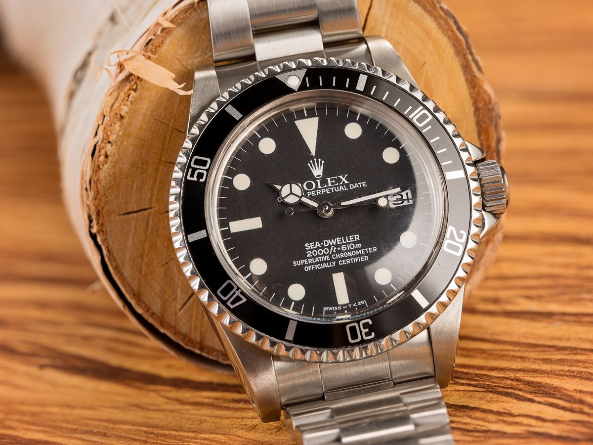Rolex Great White Sea-Dweller 1665