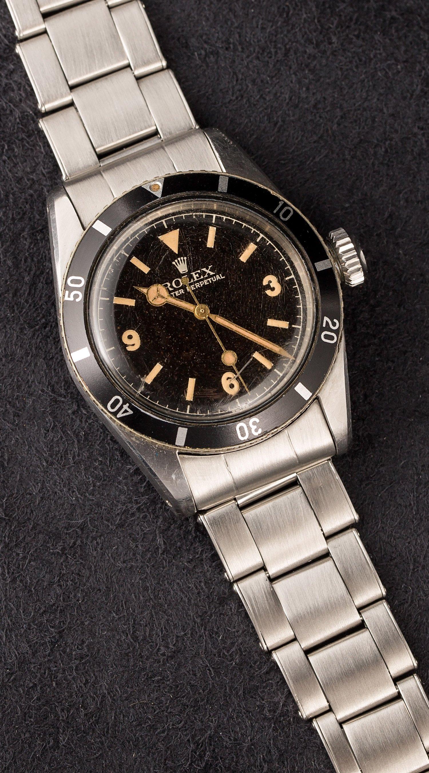 Rolex Submariner 6200