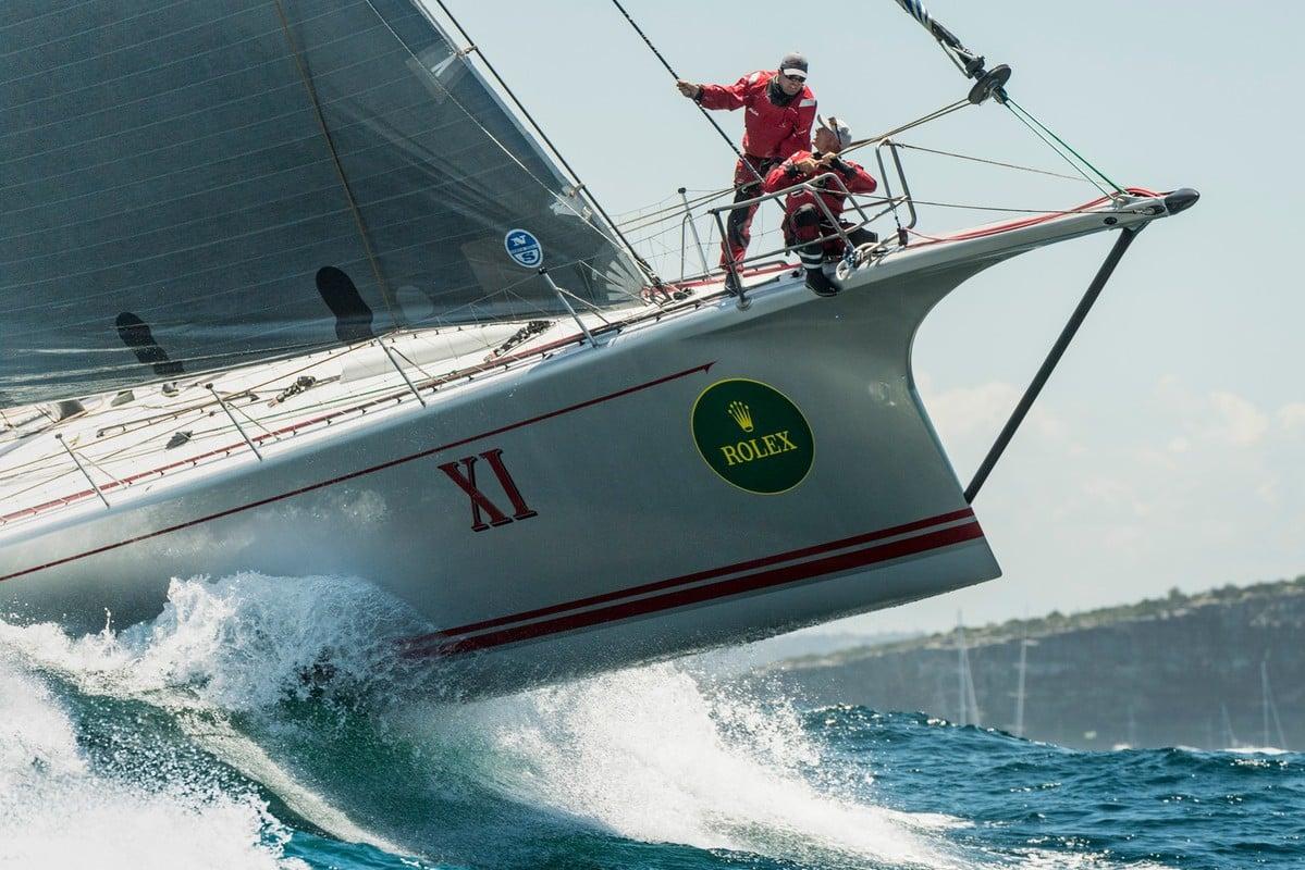 Rolex and World Sailing