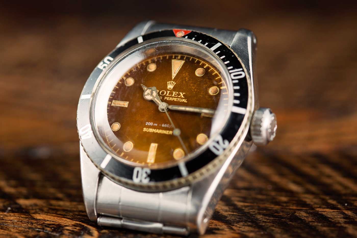 The 2 Year Wonder A Rolex Submariner 6538 Bob S Watches