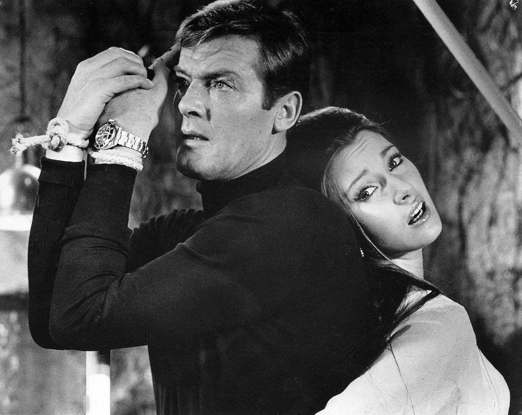 Peeking into James Bond and his Watch Collection