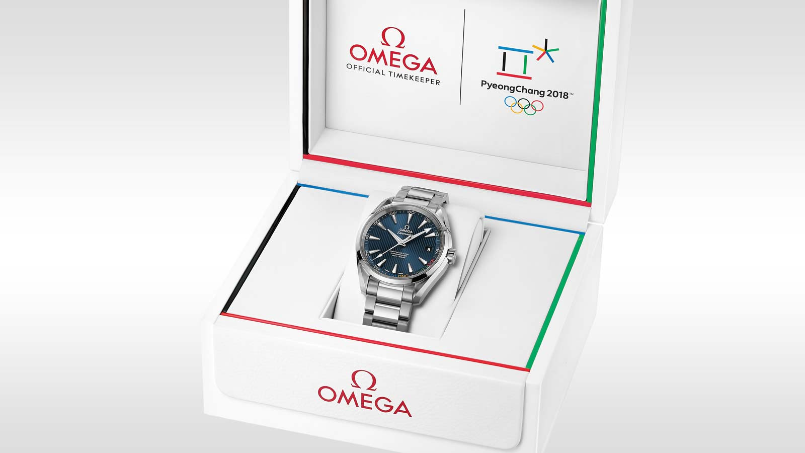 Omega Olympic Watches 2018