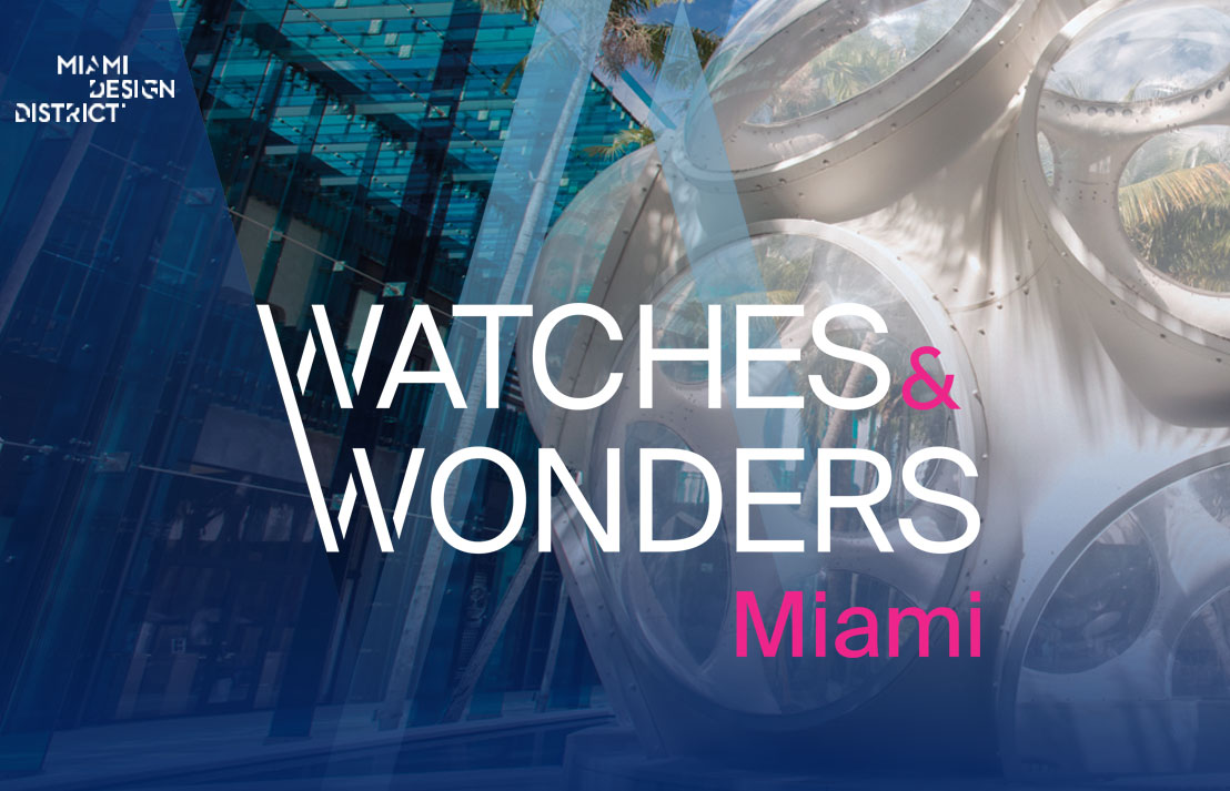 Watches and Wonder Miami 2018
