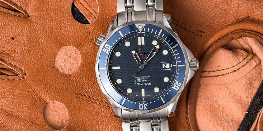 Prince William's Omega Seamaster Professional