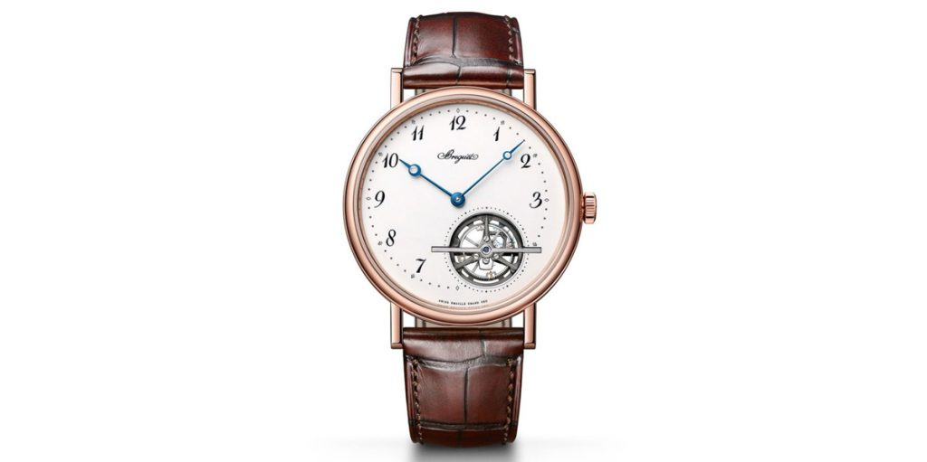 Breguet was the pioneer of the tourbillon