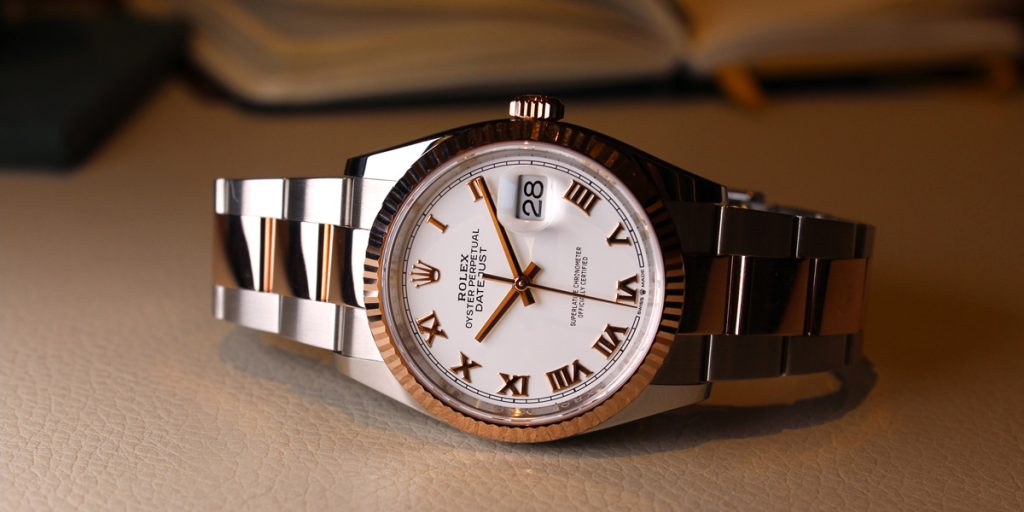 Rolex provided an update to their classic Datejust 36