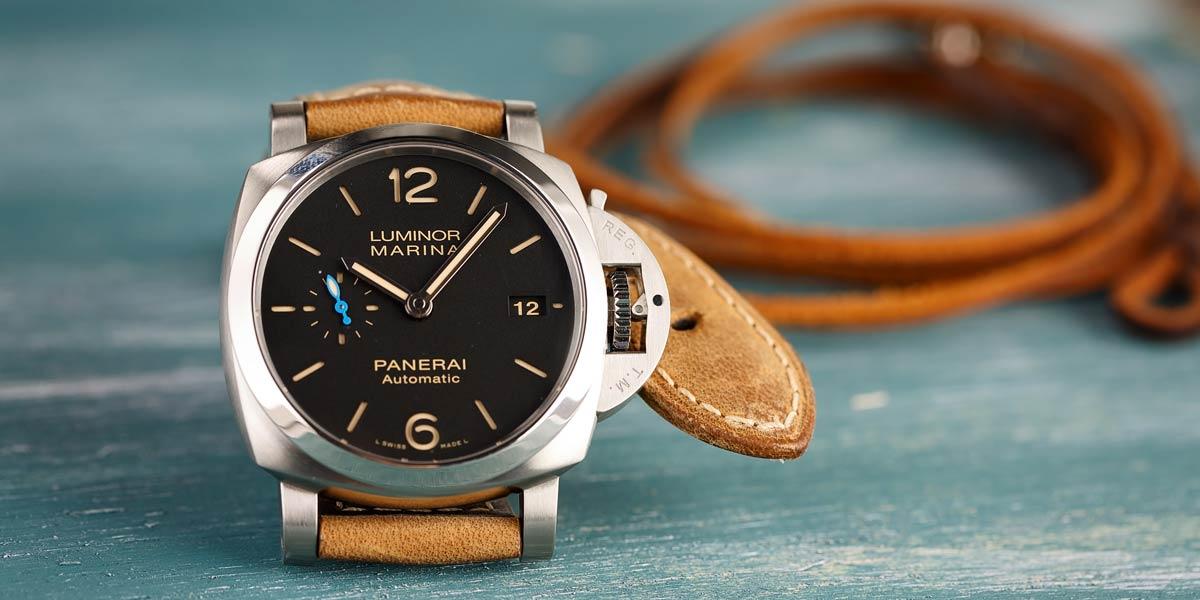 Panerai Luminor vs Submersible Panerai watches