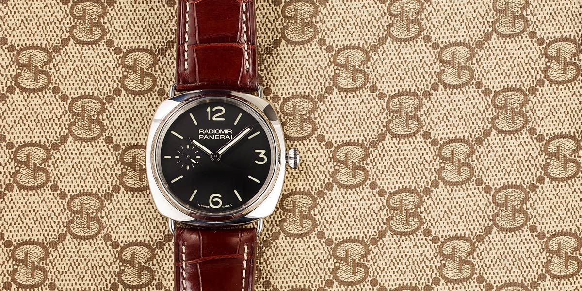The Panerai Radiomir is one of the most iconic watches of all time