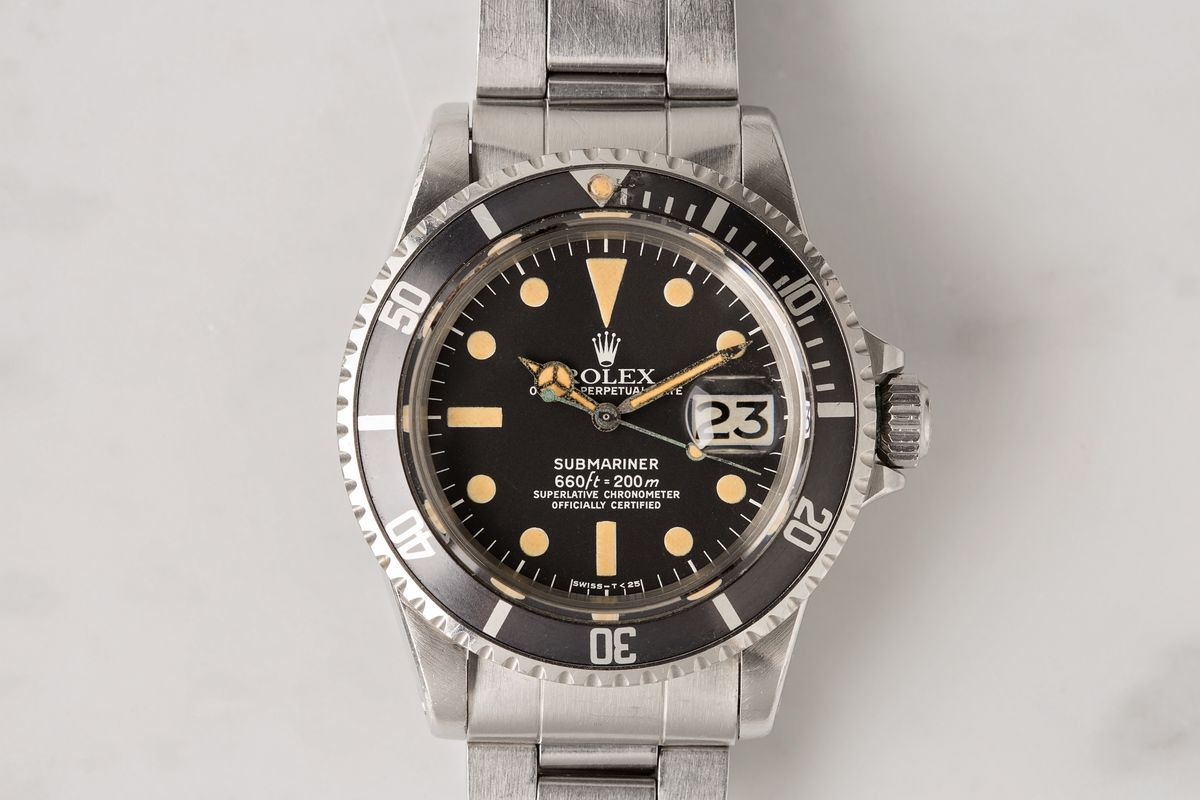 The Rolex Submariner 1680: The Ultimate Reference Guide