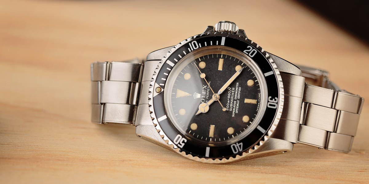 Submariner 5512 Features