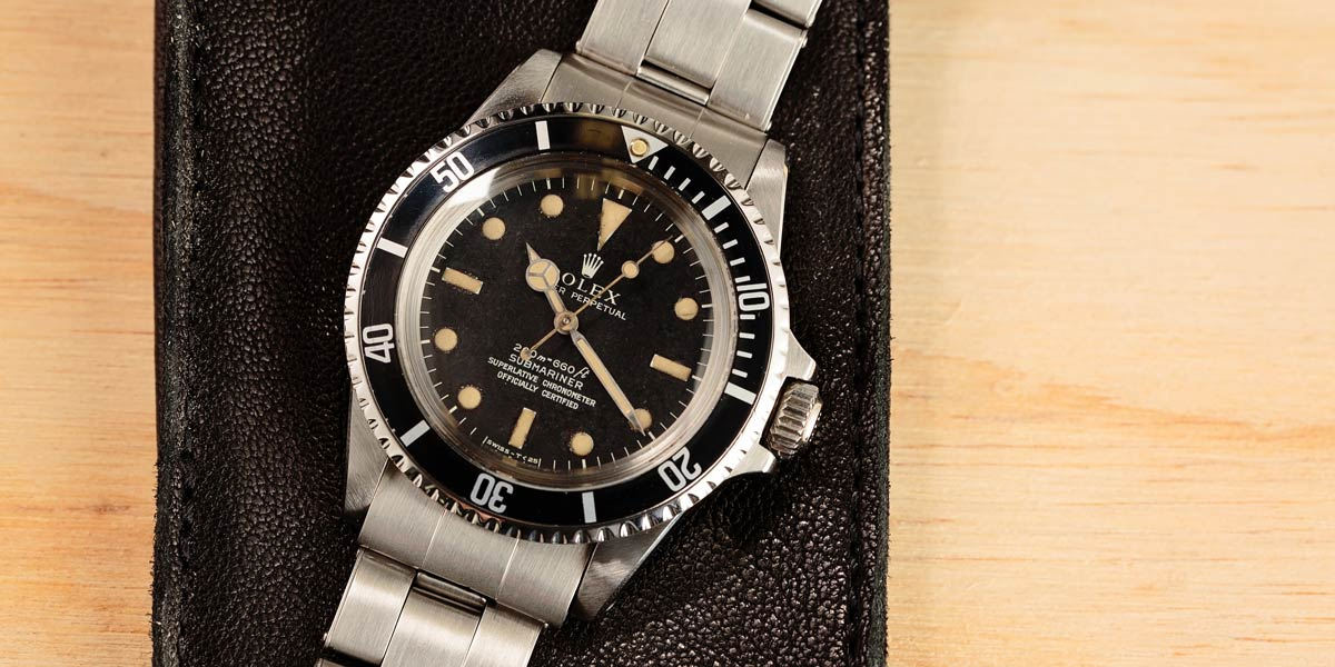 Rolex Submariner 5512 worth