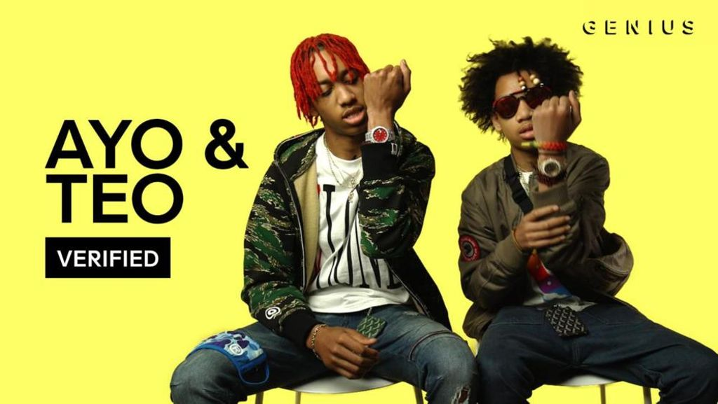 Ayo and Teo