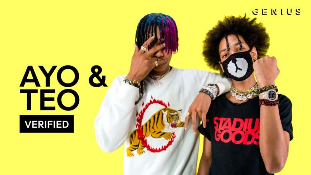 Ayo and Teo rolex watches song
