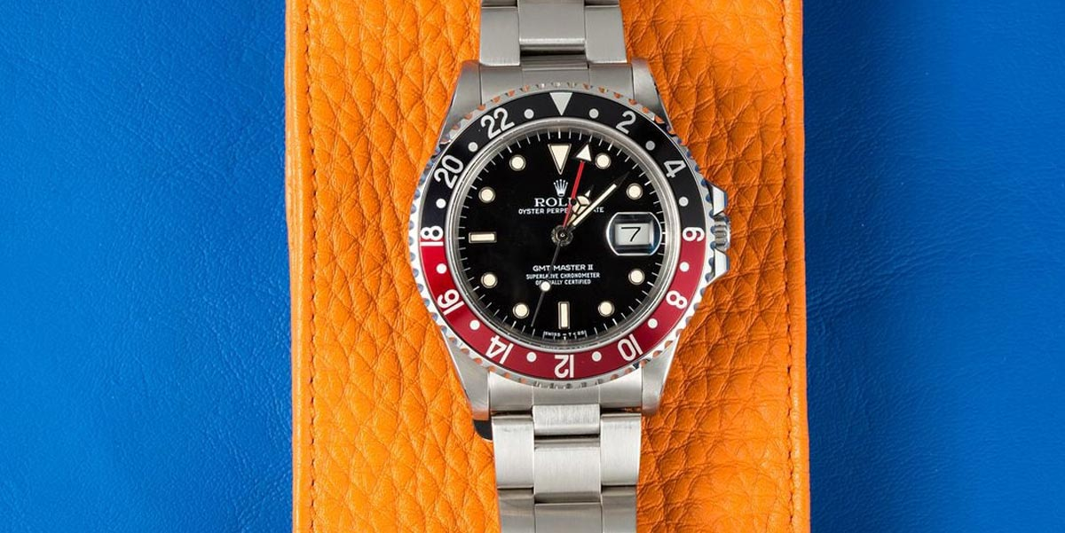 Rolex Fat Lady Reference GMT-Master 16760 sophia loren