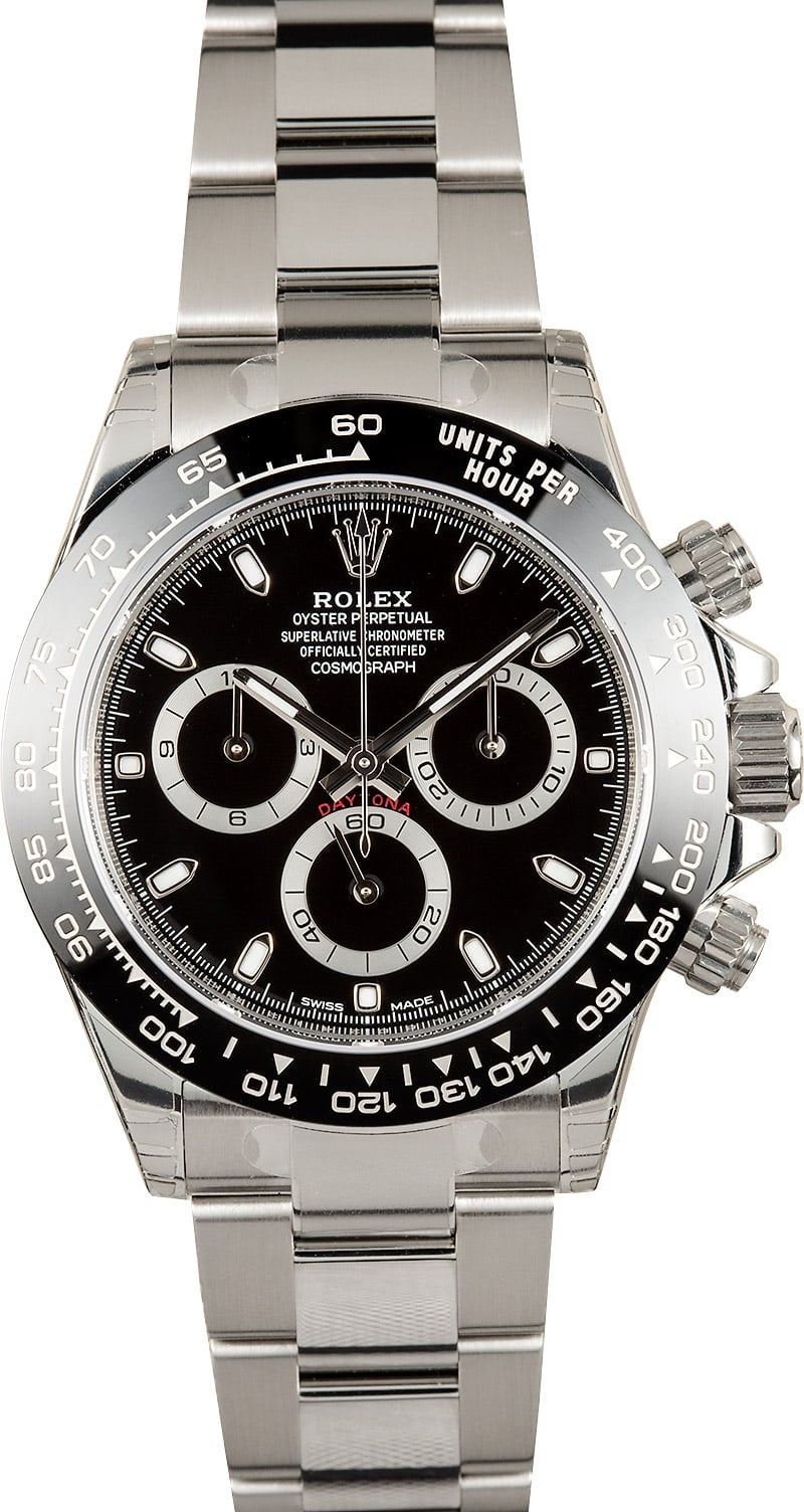 The Rolex 116500