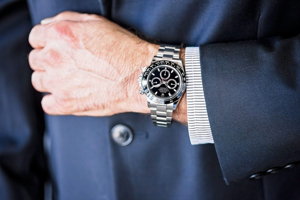 The Rolex Daytona 116500LN