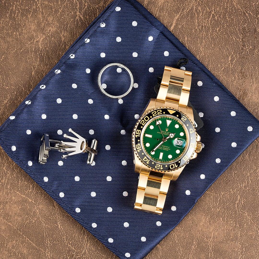 Rolex GMT Master II Ref. 116718