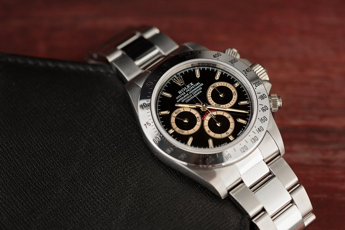 Pre-Owned Rolex Watches Pros and Cons Daytona 16520