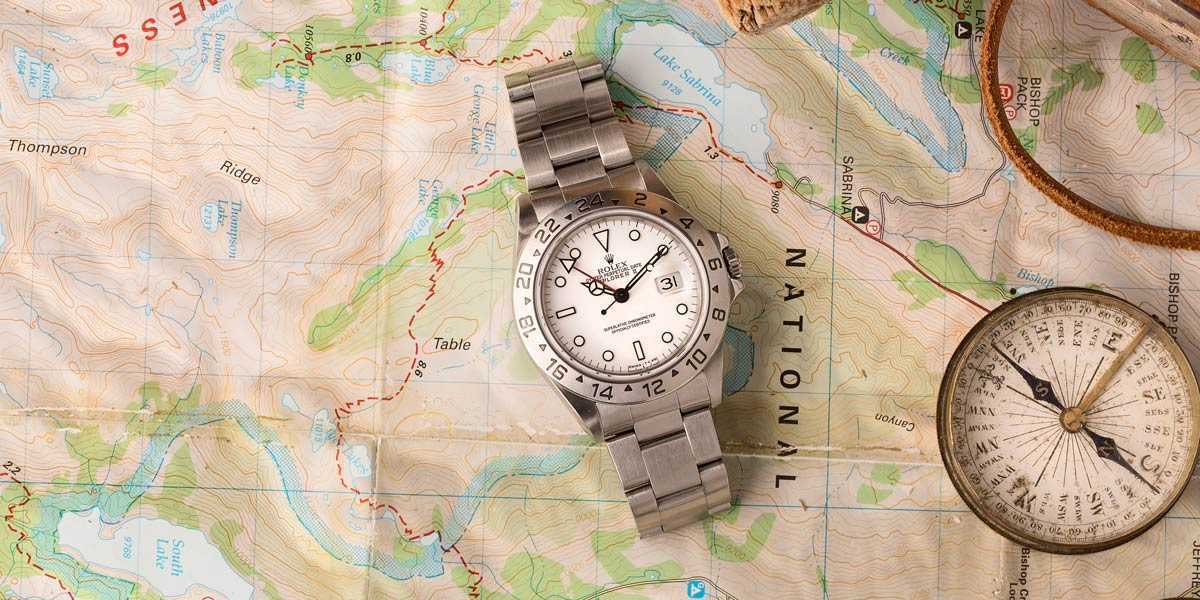 54400ce54f7 How to use the 24-Hour Bezel on the Explorer II   GMT-Master - Bob s ...