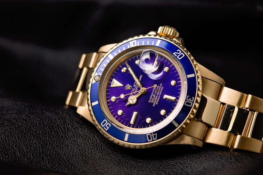 Pre-Owned Luxury Watches
