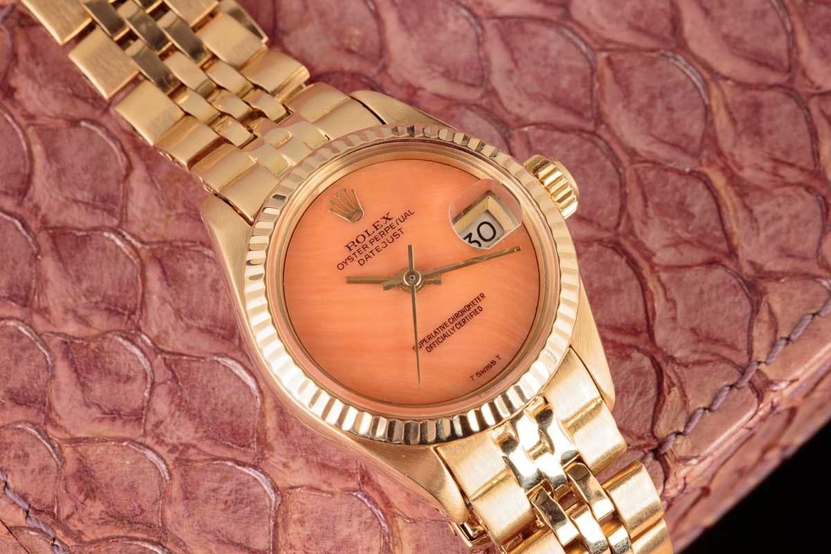 Coral Datejust