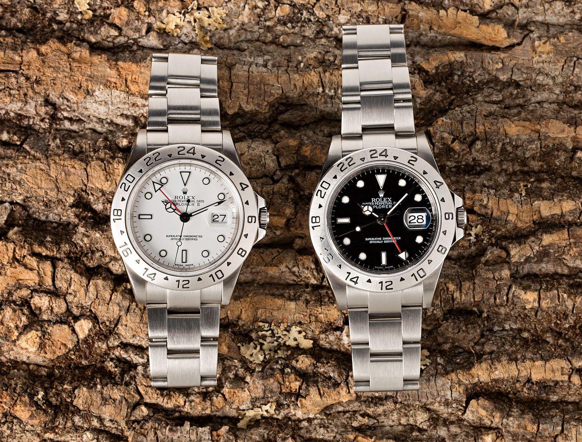 Rolex Explorer II 16570 Watches Guide