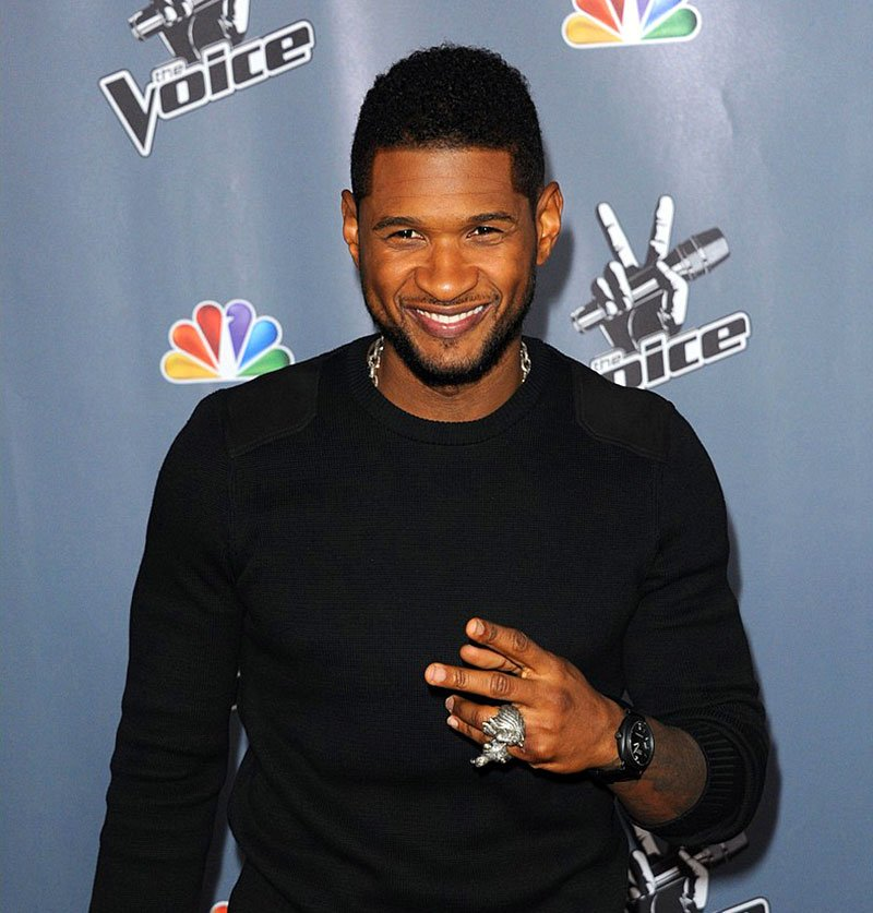 Usher Watches