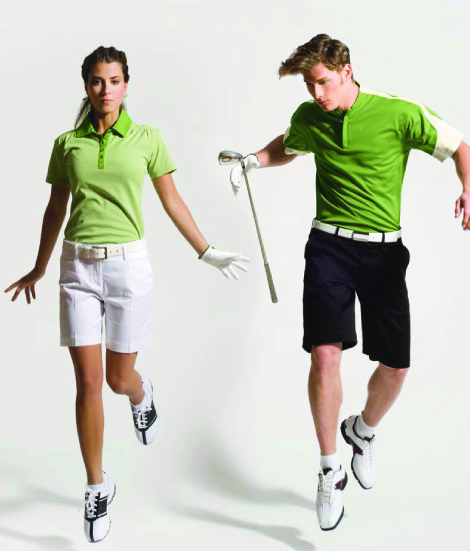 Golf Fashion