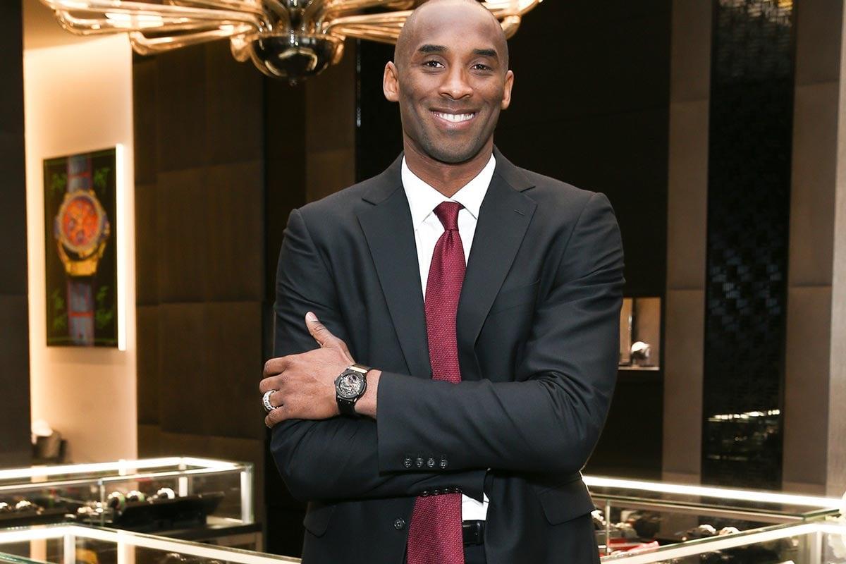 Kobe Bryant Hublot