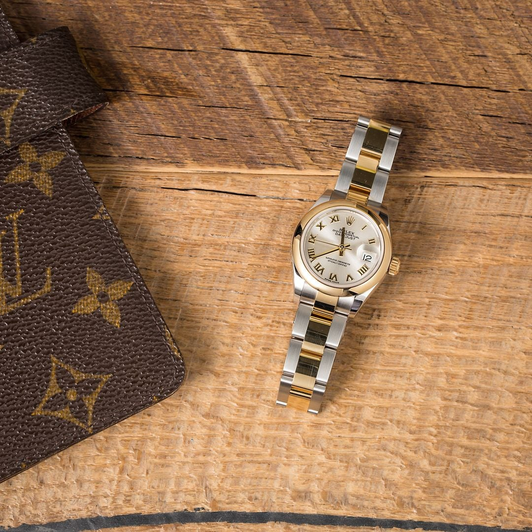 Newest Generation Of Dress Watches For Women The Lady Datejust 28