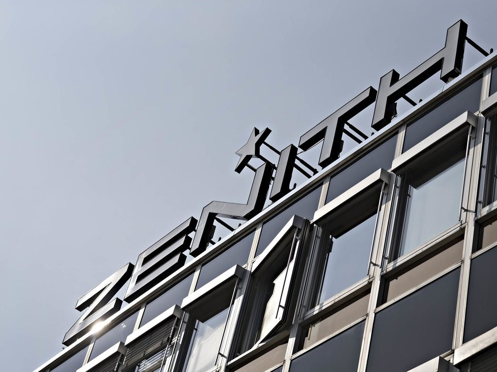 Photograph of Zenith Watches headquarters courtesy of Australian Business Insider