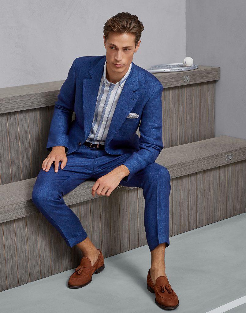 A Fine Tailored Suit