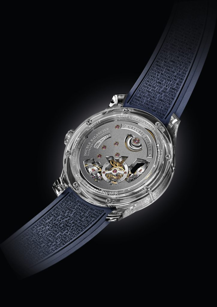 Greubel Forsey is one of the world's most exciting and innovative watchmakers