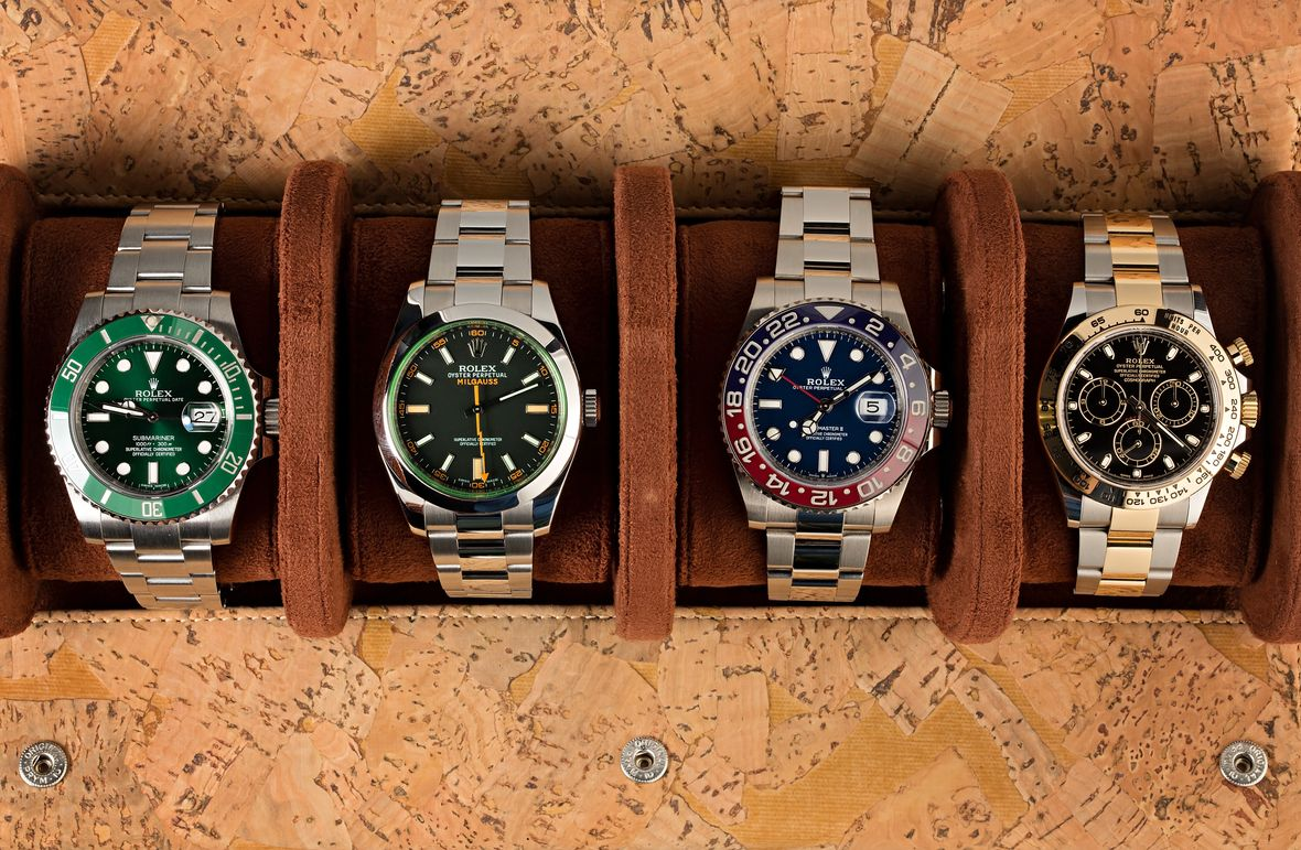 How to Store Your Rolex Watches Collection