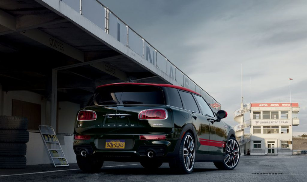 John Cooper Mini Countryman