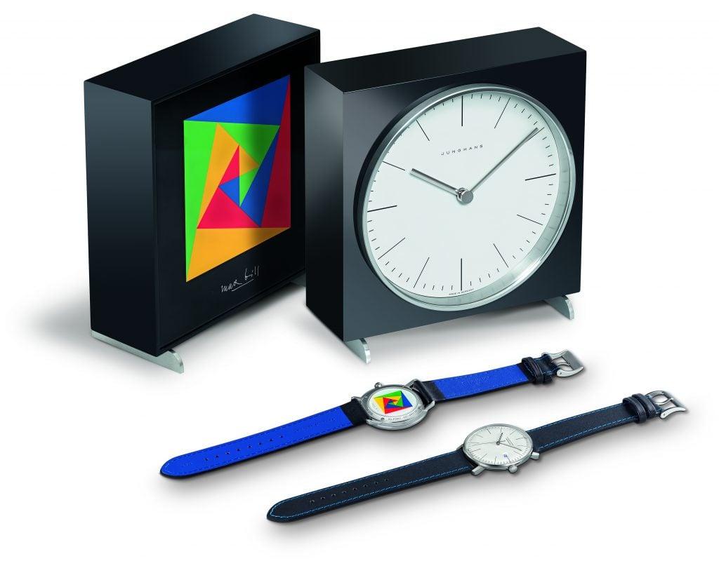 Junghans Max Bill Watch Set