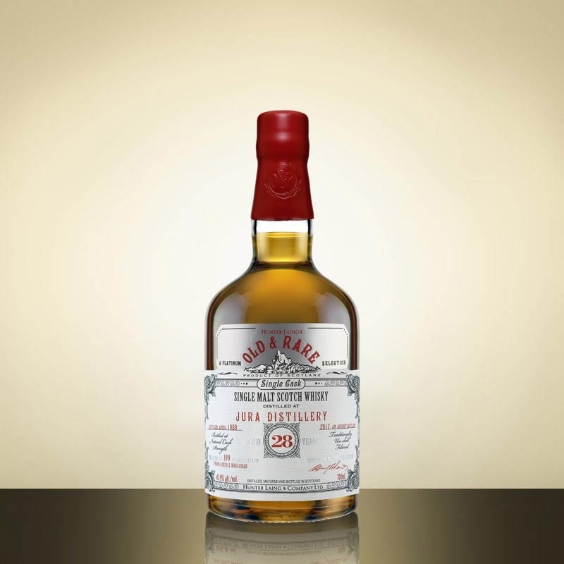 Jura Scotch Whiskey
