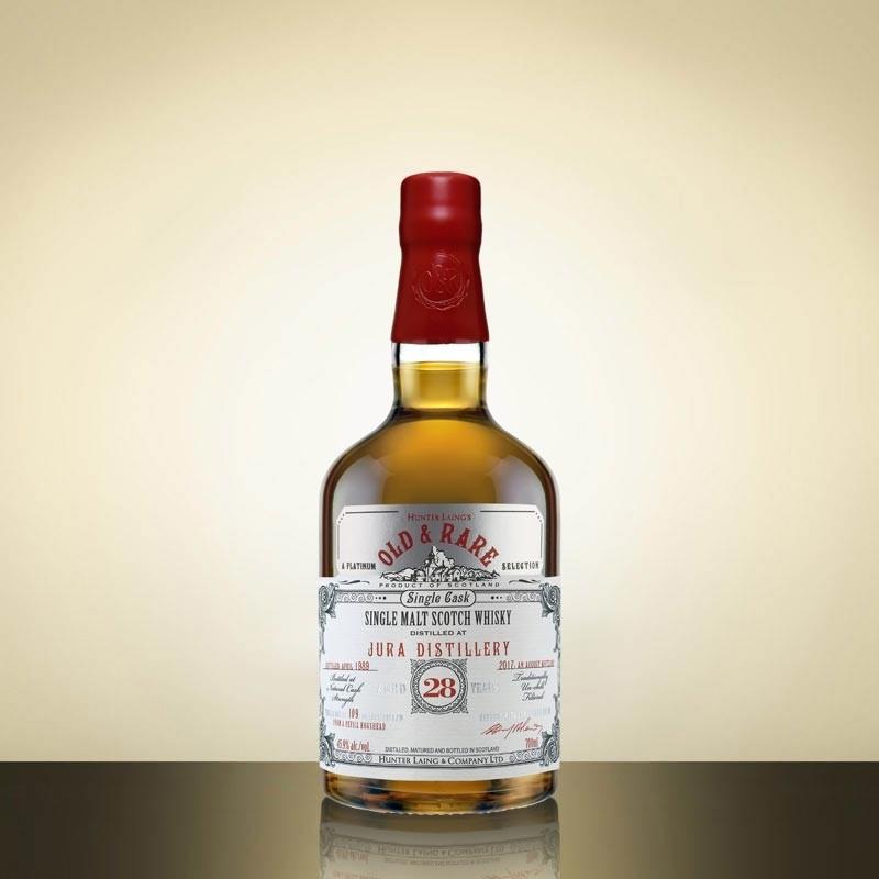 Jura Scotch Whiskey