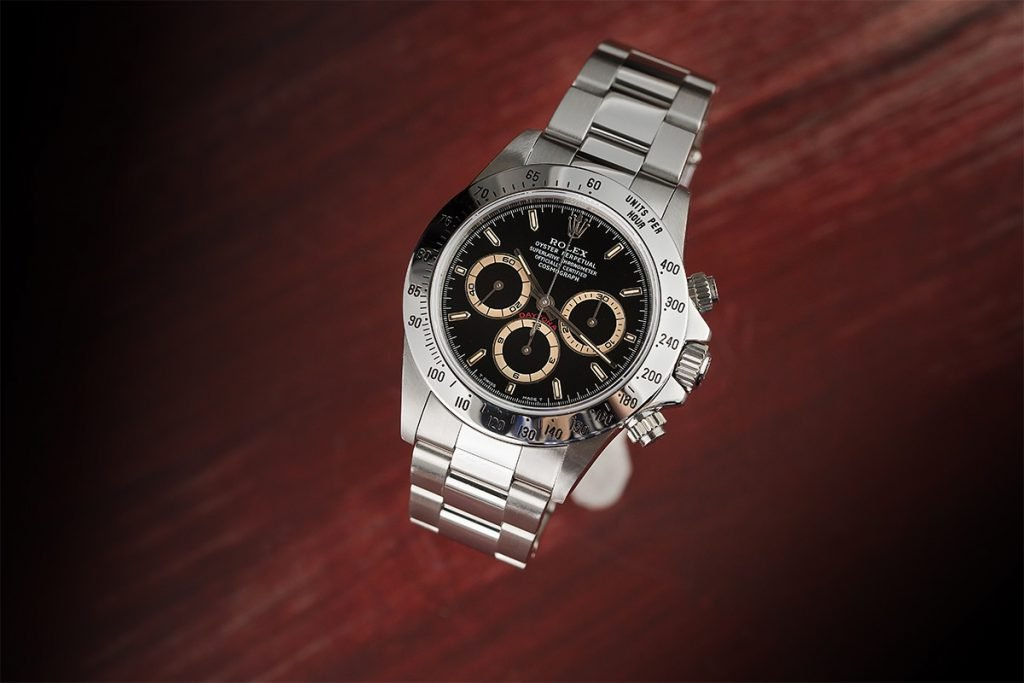 The Rolex Daytona 116520 Took 16 Years To Develop